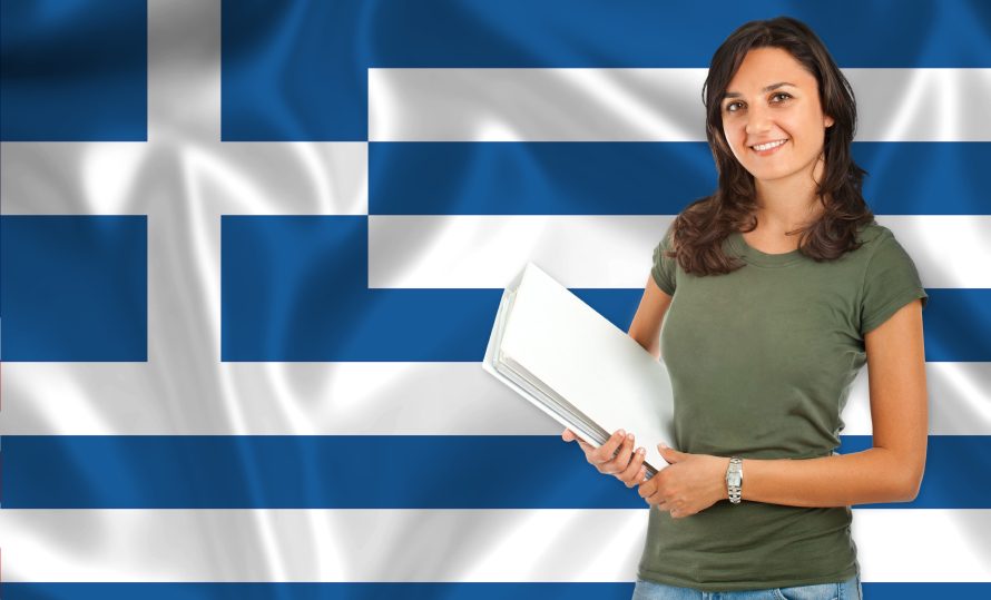 Study at one of the traditional universities in Greece