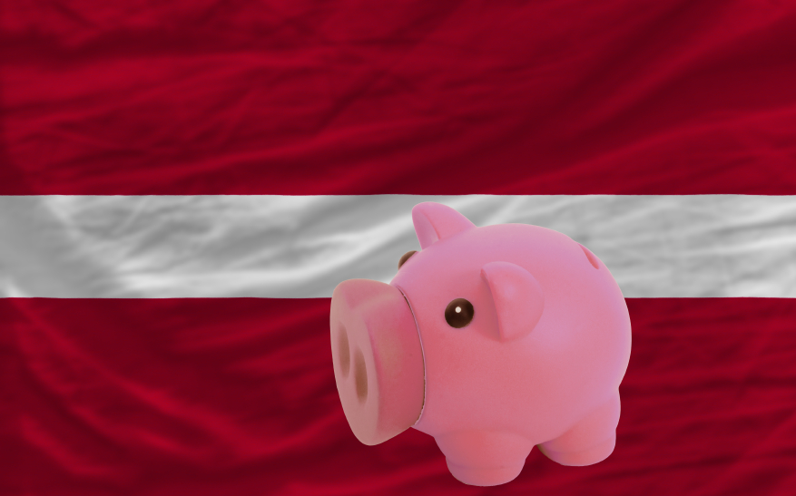Studying without financial problems in Latvia