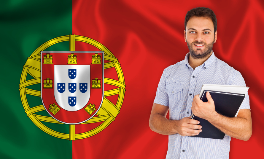 Profit from a great level of higher education in Portugal