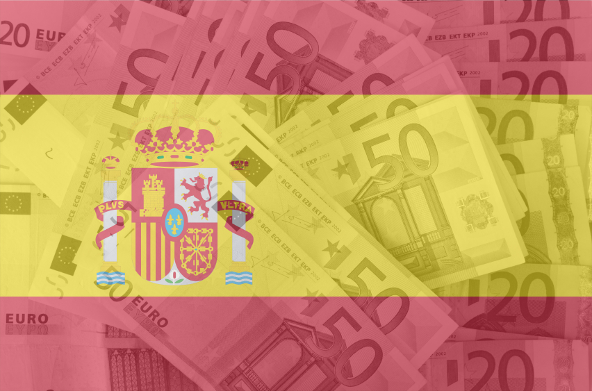 Stuy in Spain without financial problems