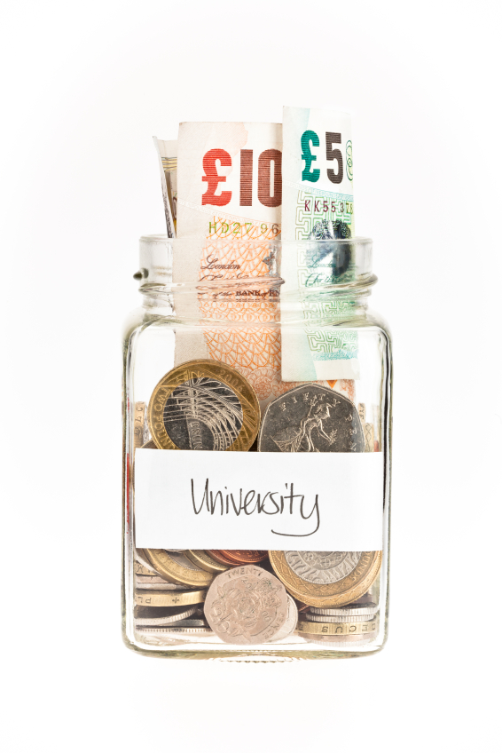 Studying without financial problems in the UK